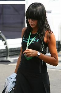 TopRq.com search results: Raquel Rosario Girlfriend Of Fernando Alonso Renault Monza 2006-09-07