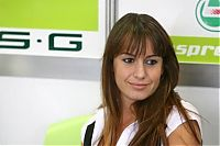 TopRq.com search results: Rolfo`s girlfriend Daniela, France WSBK 2007