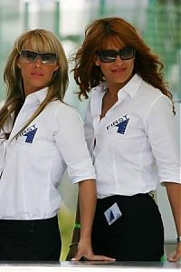 TopRq.com search results: Security Girls Magny Cours 2006-07-16