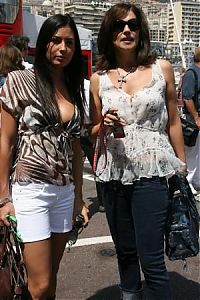 TopRq.com search results: Slavica Ecclestone And A Friend Of Her - Monaco 2006-05-27