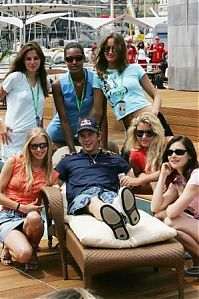 TopRq.com search results: Torro Ross And F1 Girls - Monaco 2006-05-26