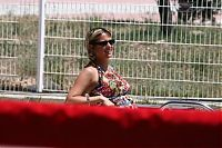 TopRq.com search results: Wife of Sebastien Loeb (FRA). Acropolis Rally of Greece, 31st May - 3rd June 2007.