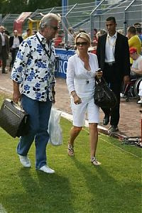 TopRq.com search results: Willi Weber And Corina Schumacher Wife Of Michael Schumacher Hockenheim 2006-07-26