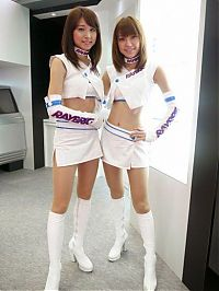 TopRq.com search results: Auto motor show girls, Japan
