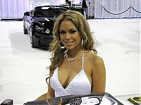 TopRq.com search results: SEMA 2010 exhibition babes