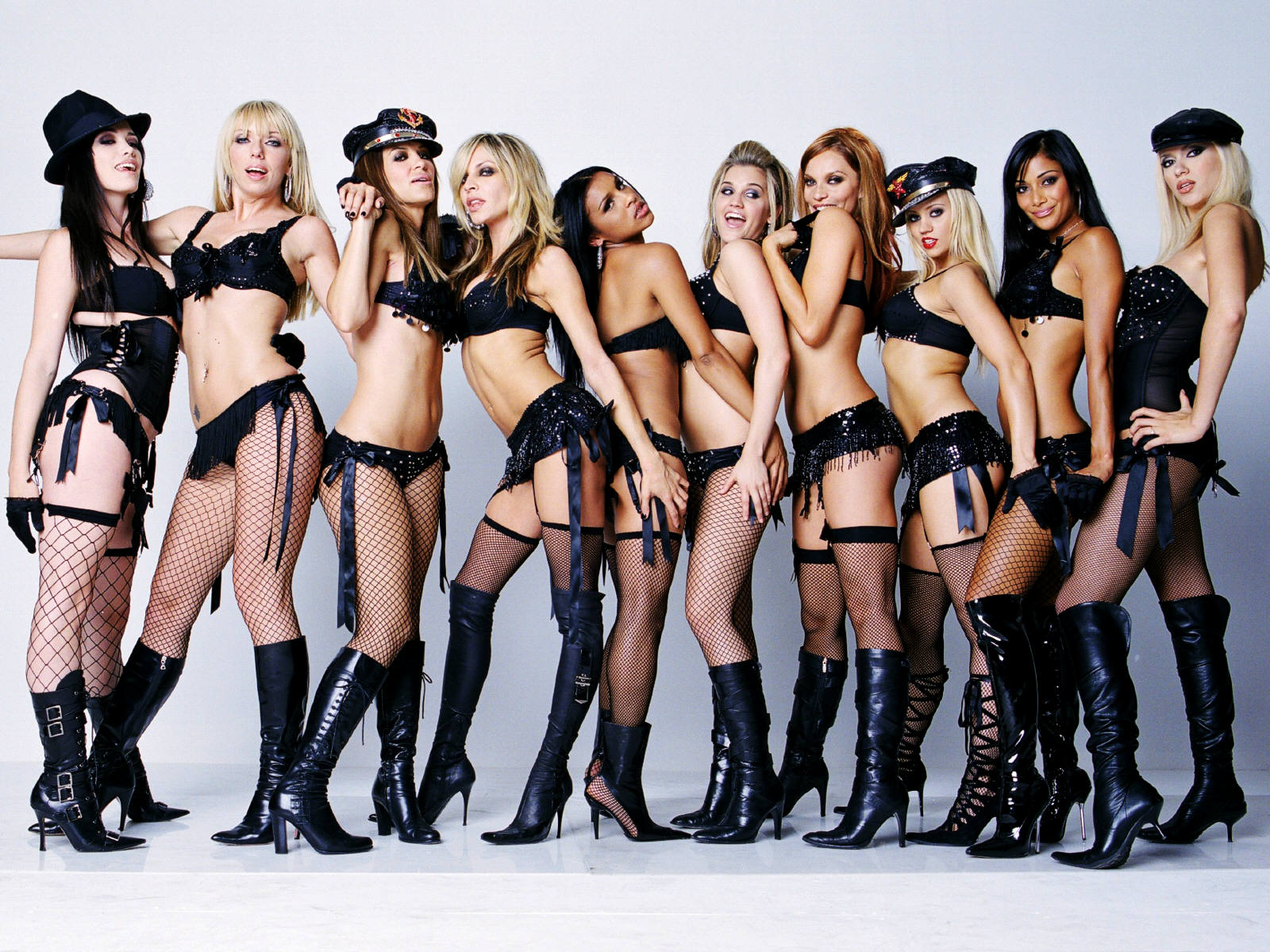 Hot Latina Lesbian Orgy