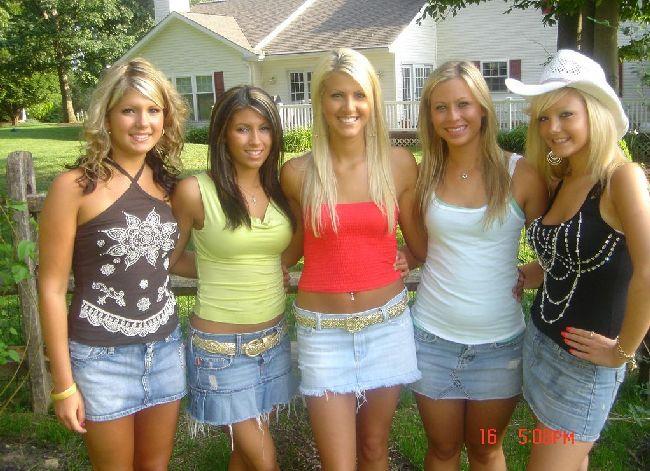 коллекции частные фото девушек