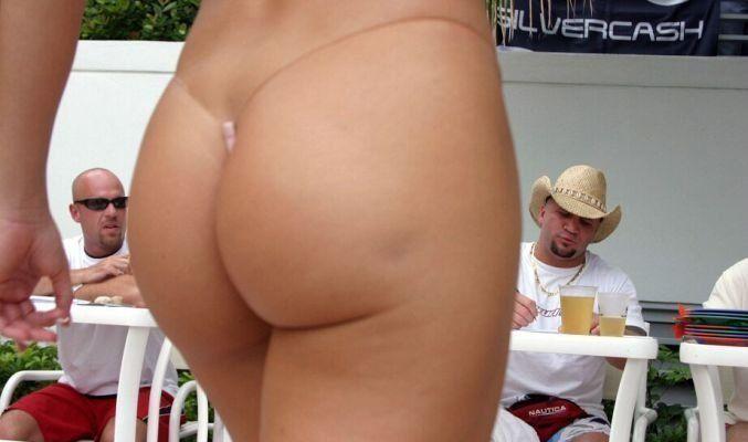 The silvercash bikini contestants got