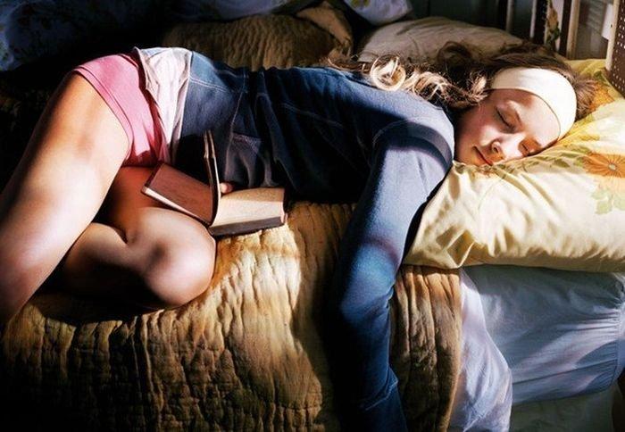 Спящие в панталонах