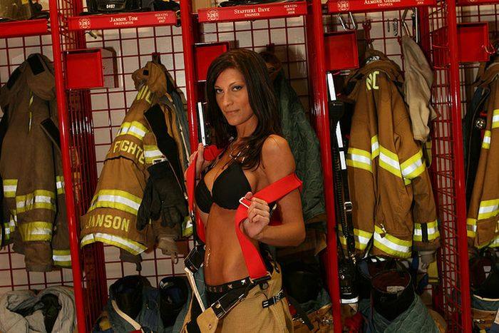 firefighter girls