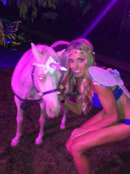 Midsummer Night's Dream Playboy Mansion Party 2014