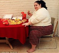 People & Humanity: Donna Simpson aspires to be world's fattest woman