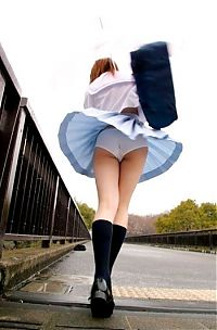TopRq.com search results: girl wearing a skirt