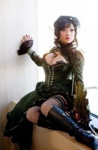 TopRq.com search results: steampunk girl