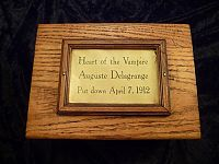 TopRq.com search results: Mummified heart  of the vampire Auguste Delagrange on eBay