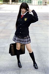 TopRq.com search results: girl in school uniform outfit