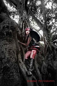 TopRq.com search results: goth girl in trees