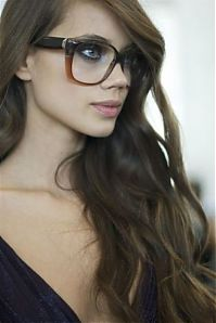 People & Humanity: girl with glasses