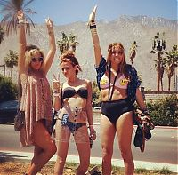 TopRq.com search results: Girls of the Coachella Valley Music and Arts Festival 2013
