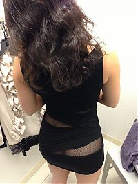 TopRq.com search results: girl wearing a mesh dress