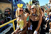 TopRq.com search results: Playboy bunnies parade, 60th Anniversary, Los Angeles, California, United States