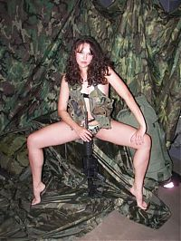 TopRq.com search results: girl in a military