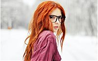 TopRq.com search results: young red haired girl portrait