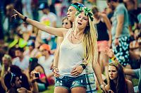 Tomorrowland 2014 girls, Boom, Flanders, Belgium