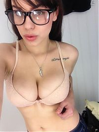 TopRq.com search results: girl with glasses