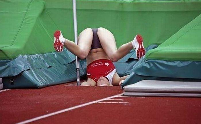 спорт приколы девушки фото #10