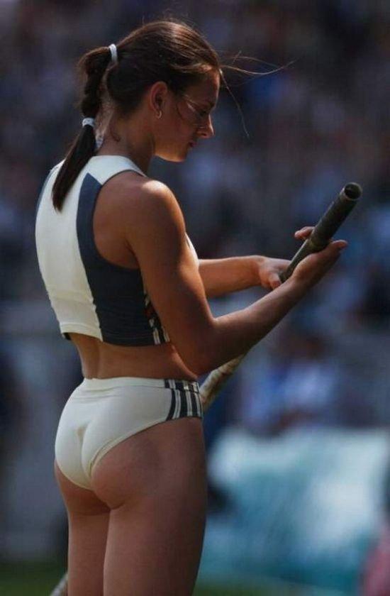 попки фото спортсменок