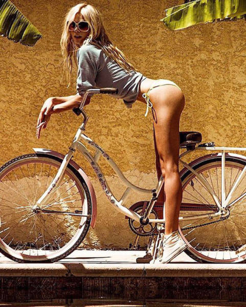 bicycle girl