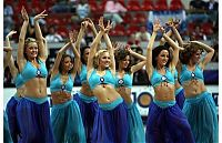 TopRq.com search results: Cheerleader girls at the FIBA World Championships 2010