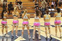 TopRq.com search results: Lingerie Basketball League girls