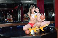 TopRq.com search results: Rick's Cabaret basketball league girls