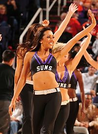 TopRq.com search results: Phoenix Suns NBA cheerleader girls
