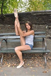 TopRq.com search results: young teen ballet girl doing flexible gymnastic exercises