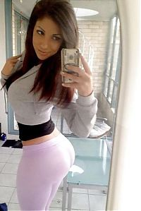 TopRq.com search results: young teen girl in tight yoga pants