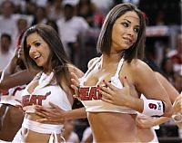 TopRq.com search results: Miami Heat NBA cheerleader girls
