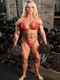 TopRq.com search results: Lisa Cross, strong fitness bodybuilding girl