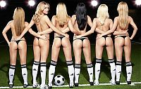 Sport and Fitness: soccer girls