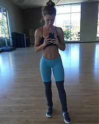 TopRq.com search results: young sport girl in tight yoga pants