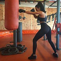Sport and Fitness: sport girl athlete