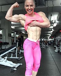TopRq.com search results: Eleonora Dobrinina, strong fitness bodybuilding girl