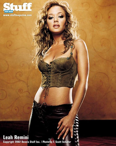Leah remini full nudity — pic 6