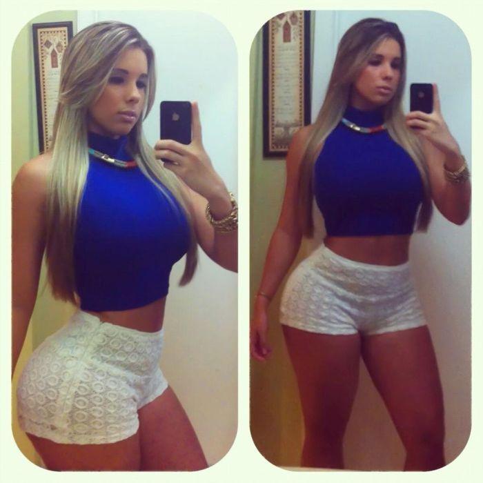 бразильянка с широкими бёдрами фото