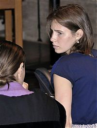 TopRq.com search results: Amanda Knox