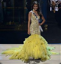 TopRq.com search results: Nia Sanchez, Miss USA 2014