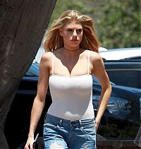 Celebrities: Charlotte McKinney