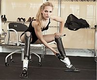 Celebrities: Aimee Mullins